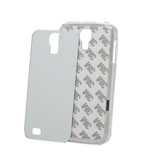 Cheap price blank 2D sublimation hard pc cell phone case cover for Samsung S4 9500