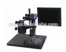 New monocular optic microscope