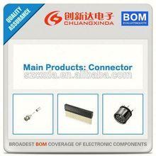 (Connectors Supply) FI-JP40S-VF10-R300 0.25MM 40POS FINE COAX RECEPT