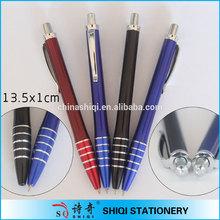 Aluminium personalized Promotional Metal Pen