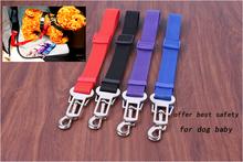 4 Colors Pet Seats Belt For Dog
