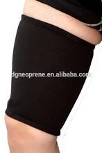 Sport Neoprene Elastic Green Band Knee/Calf Sleeve
