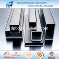 Shs RHS cuadrado tubo de Metal de acero bajo precio caliente en venta