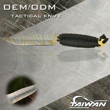 OEM Fixed blank blade knife