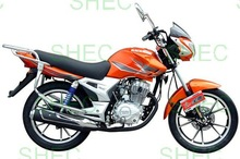 Motorcycle double front lamp minibike