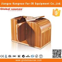 wooden barrel bath tub sauna