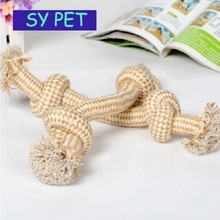 dog rope toy with fruit flavor(pet products)