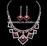bridal wedding jewely sets