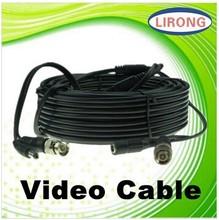 BNC 5.5x2.1mm DC Female RJ45 8P8C Lan CCTV Camera Video Power Cable HDVD New 10 inch(30cm) 2.1 x 5.5mm DC Power Pigtail MALE