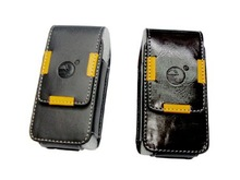 vertical PU belt pouch for Iphone 6 plus