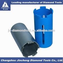 diamond core drill bit for hard concrete