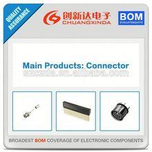 (Connedtors Supply) AAA4FPZH XLR Connectors 4P F SLD XLR PLS HND Ni FINISH Ag PLT