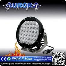 "Aurora 7"" 96W 36LEDs high intensity atv light bar"