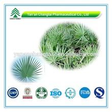GMP Certificate Popular Herbal Saw Palmetto P.E. CAS NO.84604-15-9