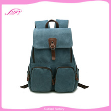 Wholesale new trend delivery school backpack with camera bag
