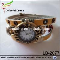 2015 High quality ladies bracelet wrist watch