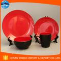 Nuevos productos de china para la venta de color vajilla de porcelana, de color de porcelana vajilla mexicana