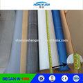 Transparente de fibra de vidrio pantalla de la ventana/malla de bajo precio