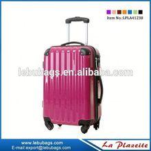 Wonderful design travel luggage scale, lastest travel luggage belt high, bright color travel luggage