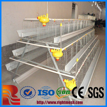 best selling bird cage chicken wire mesh/battery cages laying hens/layer chicken cage (China manufacture )
