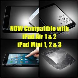 REAL GORILLA Premium Tempered Glass Screen Protector For iPad Mini 1 2 3