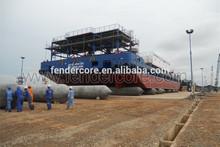 Marine heavy duty ship rubber airbags Batam shipyard need produced by Florescence