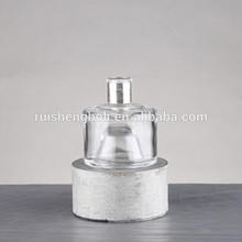 Round Mini Glass Perfume Bottle Glassware Wholesale