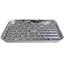 bbq grills aluminum foils container