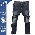Açılış satış kişiye tasarım eko- dostu şalvar kot pantolon