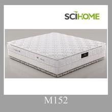 economical knock down king size memory foam mattress hotel box bed mattress