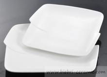 artwork handmade dinnerwar manufacturer one sale one-off oriental square plate