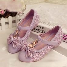 Tst5101 Korean children's shoes new pearl diamond princess girls shoes