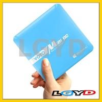 VOYO WinPad Mini PC, Window s 8.1 Mini Mainframe, CPU: Intel Z3735F Quad Core, RAM: 2GB, ROM: 64GB, Support Wifi / HDM I(Blue)