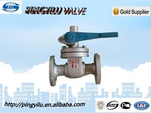 alibaba express steel and iron blowdown valve made in China