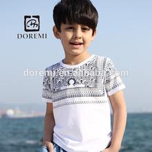 2015 european boys casual wear boys fashion designer clothing boys kids t-shirts design