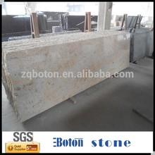 Flat Edge / Eased Edge Granite Natural Stone Type And Green Countertop Color Granite Kitchen Tops