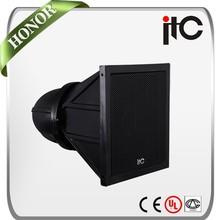 ITC T-2600 100W Fiber Glass Outdoor PA Horn Speaker 8 inch