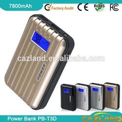 good price portable 2600mah usb power bank mini so,dual output/wholesale high capacity power bank