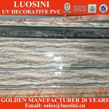 China supplier composite building materials artificial marble decorative plastic stone