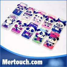 for iphone 5s case animal cute panda 12kind expression case for iphone 5s soft tup case
