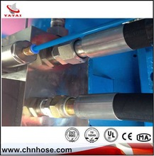 High temperature smooth cover oil resistant hydraulic hose iso9001 approved