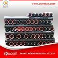 fundición de hierro tubos