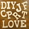 Lsaer cutting custome wood letters wooden alphabet letters