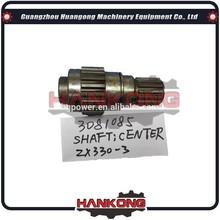 motor spare parts kawasaki 3081085 shaft;center for hitachi