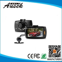 factory Ir good night vision wide angle car camera recorder with all winner F23
