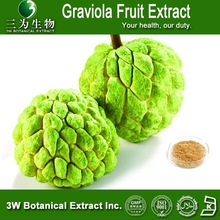 Graviola Fruit Extract,Graviola Fruit Extract Powder 5:1,10:1,20:1 - Supplied By 3W