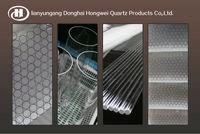 Cost-effective types of quartz test tubes