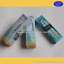 custom pringting lipstick paper box/paper box