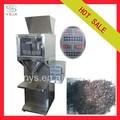 Semi pesagem automática máquina de embalagem de carvão para