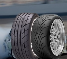 Drift tires for formula 1 racing car competition